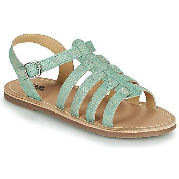 Zapatos Niña Sandalias Citrouille et Compagnie MAYANA Turquesa