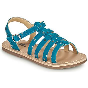 Zapatos Niña Sandalias Citrouille et Compagnie MAYANA Azul