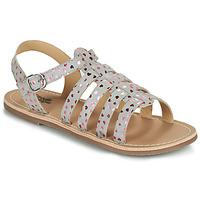 Zapatos Niña Sandalias Citrouille et Compagnie MAYANA Gris