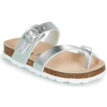 Zapatos Niña Zuecos (Mules) Citrouille et Compagnie OMILA Plateado