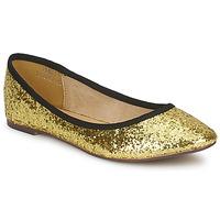 Zapatos Mujer Bailarinas-manoletinas Friis & Company PERLA Dorado