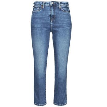 textil Mujer Vaqueros slim Pepe jeans DION 7/8 Azul / Medium / Hf8