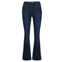 textil Mujer Vaqueros bootcut Pepe jeans DION FLARE Azul / Oscuro / Dg2