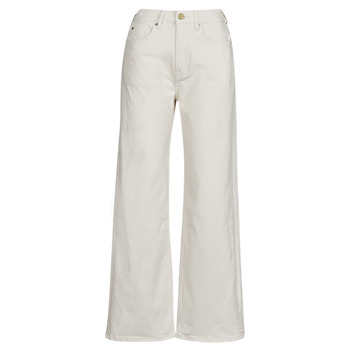textil Mujer Vaqueros rectos Pepe jeans LEXA SKY HIGH Blanco /  wi5