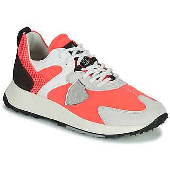 Zapatos Mujer Zapatillas bajas Philippe Model ROYALE Coral