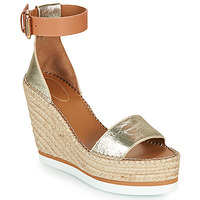 Zapatos Mujer Alpargatas See by Chloé GLYN Oro