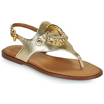 Zapatos Mujer Sandalias See by Chloé HANA SB36131 Oro