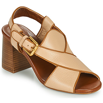 Zapatos Mujer Sandalias See by Chloé HELLA Beige