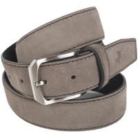 Accesorios textil Mujer Cinturones Lois Cinturón para mujer de Terciopelo de la firma Taupe