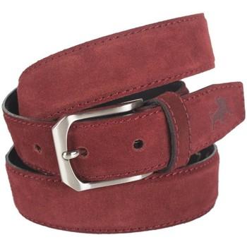Accesorios textil Mujer Cinturones Lois Velvet Rojo
