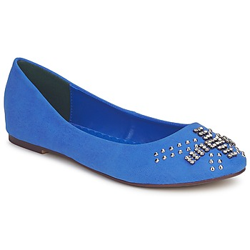 Zapatos Mujer Bailarinas-manoletinas Friis & Company SISSI Azul