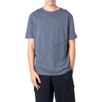 textil Hombre Camisetas manga corta Imperial TG10ABJTD Grigio