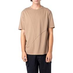 textil Hombre Camisetas manga corta Imperial TG10ABJTD Beige