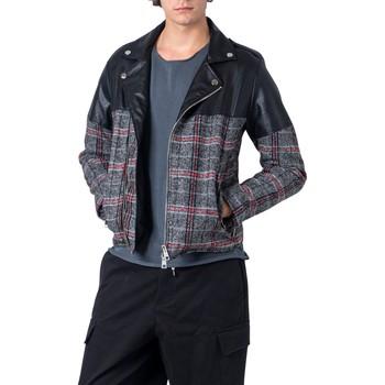 textil Hombre cazadoras Imperial U3025341 Nero