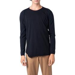 textil Hombre Camisetas manga larga Imperial T825ADJL Nero