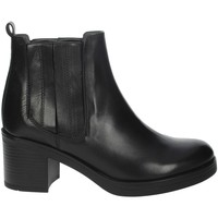 Zapatos Mujer Low boots Manas 10243M Negro