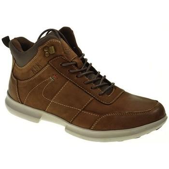 Zapatos Hombre Botas de caña baja Kasaka BOTIN HOMBRE  TAUPE Marrón