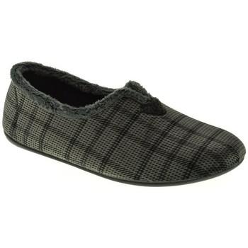 Zapatos Hombre Pantuflas Pinturines ZAPATILLAS SR.  GRIS Gris