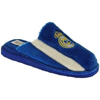 Zapatos Hombre Pantuflas Puche ZAPATILLAS SR.  AZUL Azul