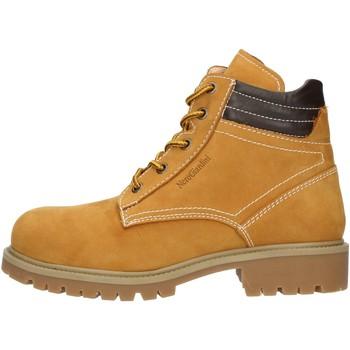 Zapatos Niño Senderismo NeroGiardini I033930M Amarillo