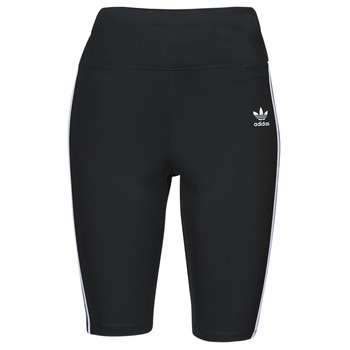 textil Mujer Leggings adidas Originals HW SHORT TIGHTS Negro