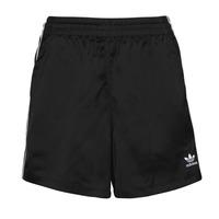 textil Mujer Shorts / Bermudas adidas Originals SATIN SHORTS Negro