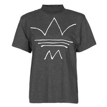 textil Mujer Camisetas manga corta adidas Originals TEE Negro