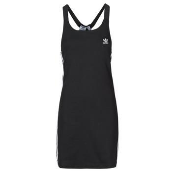 textil Mujer Vestidos cortos adidas Originals RACER B DRESS Negro