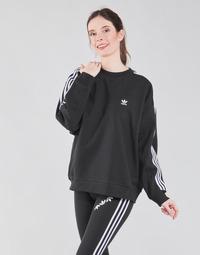 textil Mujer Sudaderas adidas Originals OS SWEATSHIRT Negro