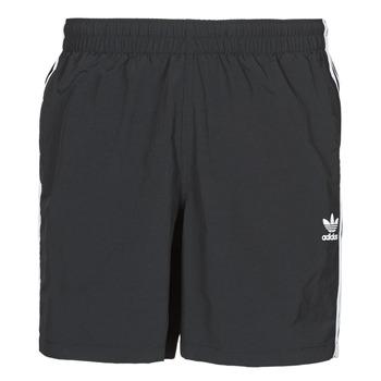 textil Hombre Bañadores adidas Originals 3-STRIPE SWIMS Negro