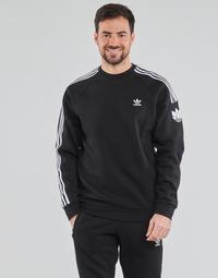 textil Hombre Sudaderas adidas Originals 3D TF 3 STRP CR Negro