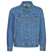 textil Hombre Chaquetas denim Lee LEE RIDER JACKET Azul