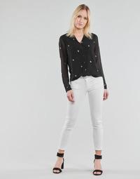 textil Mujer Pantalones chinos Le Temps des Cerises PULP HILL Blanco
