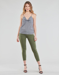 textil Mujer Pantalones chinos Le Temps des Cerises PULP HILL Kaki