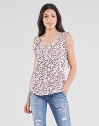 textil Mujer Tops / Blusas Le Temps des Cerises ALEKSA Blanco