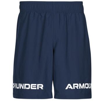 textil Hombre Shorts / Bermudas Under Armour UA WOVEN GRAPHIC WM SHORT Azul