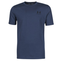 textil Hombre Camisetas manga corta Under Armour UA SPORTSTYLE LC SS Azul