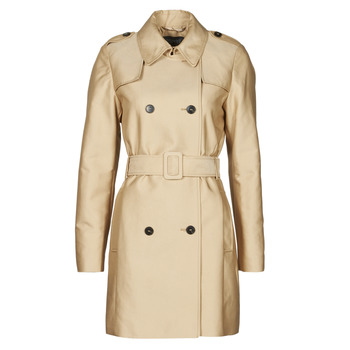 textil Mujer Trench Esprit TRENCH COURT Beige