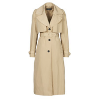textil Mujer Trench Esprit TRENCH NYLON LNG Beige