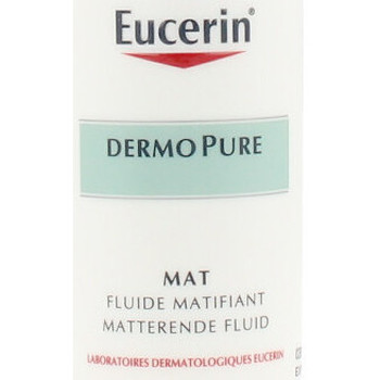 Belleza Hidratantes & nutritivos Eucerin Dermopure Mat Fluido Matificante  50 ml
