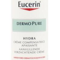 Belleza Hidratantes & nutritivos Eucerin Dermopure Hydra Crema Calmante Compensadora  50 ml