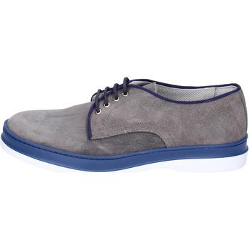 Zapatos Hombre Derbie & Richelieu Viva BK919 Gris