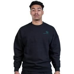 textil Hombre Conjuntos chándal Sergio Tacchini Sweatshirt  Brooklyn noir