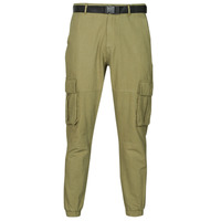 textil Hombre Pantalones con 5 bolsillos Yurban OUNERI Kaki