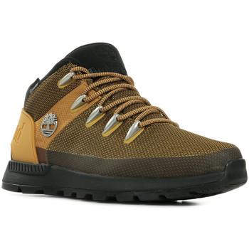 Zapatos Hombre Senderismo Timberland Sprint Trekker WP Mid Boot Marrón