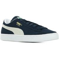 Zapatos Hombre Deportivas Moda Puma Suede Classic XXL Azul