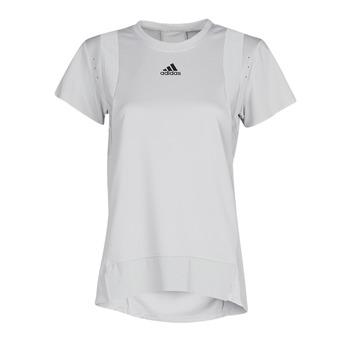 textil Mujer Camisetas manga corta adidas Performance TRNG TEE H.RDY Gris