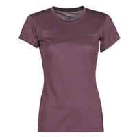 textil Mujer Camisetas manga corta adidas Performance W Tivid Tee Violeta