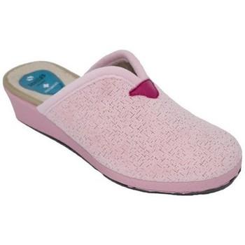 Zapatos Mujer Pantuflas Cbp - Conbuenpie Zapatillas de casa para mujer by CBP Home Rose