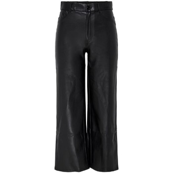 textil Mujer Pantalones Only MADISON 15216862 Negro